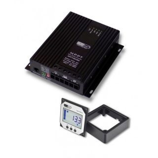 420 Watt Wohnmobil Solar Set - MPPT 420 - MAXI POWER - BLACK - LiMoPower