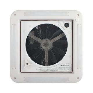 dachluke mit 12 volt ventilator und 12v led leuchte. Black Bedroom Furniture Sets. Home Design Ideas