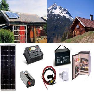 solaranlage 4 f r gartenhaus bergh tte inselanlage. Black Bedroom Furniture Sets. Home Design Ideas
