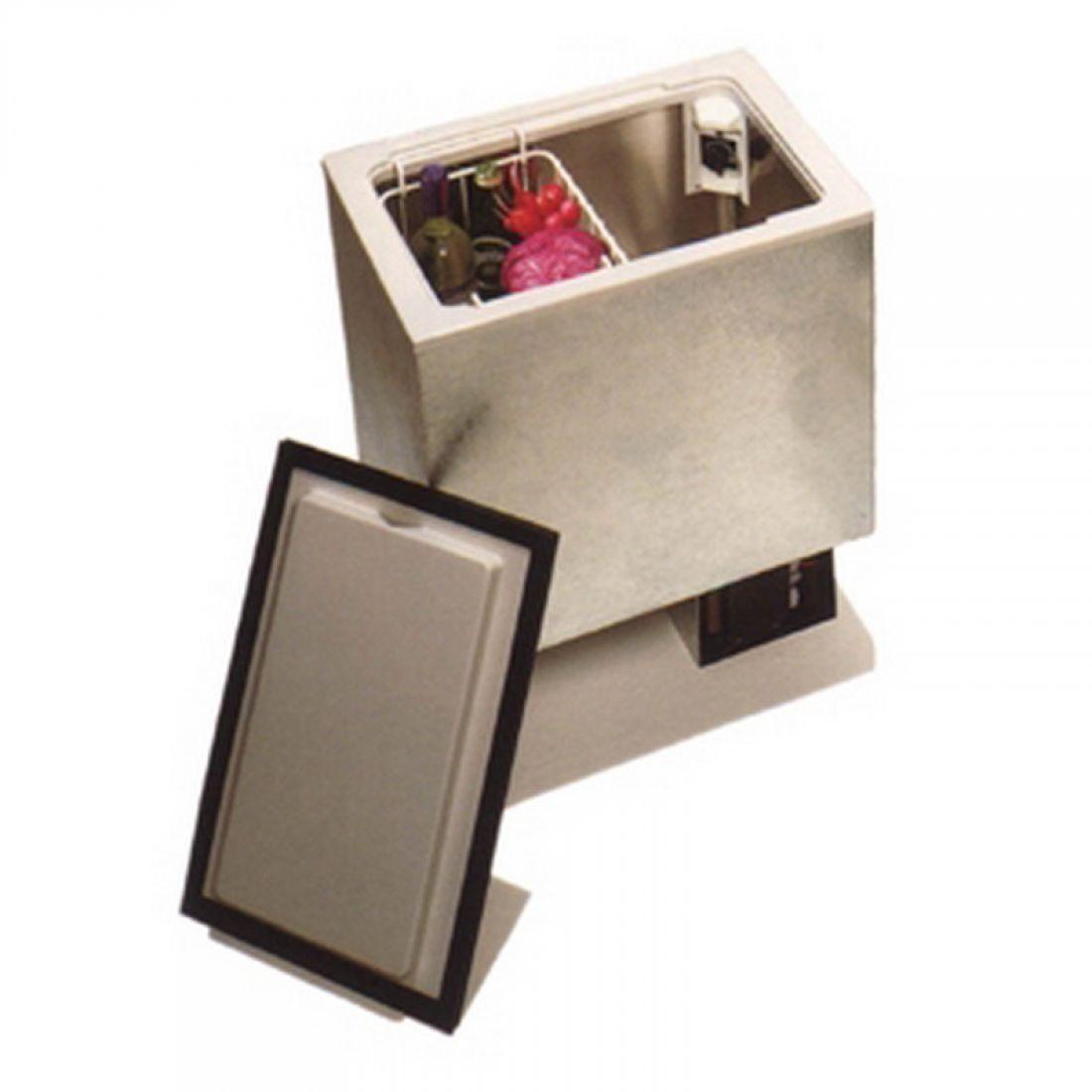 kb 43 ipt k hlbox fa kissmann ohne k ltespeicher. Black Bedroom Furniture Sets. Home Design Ideas