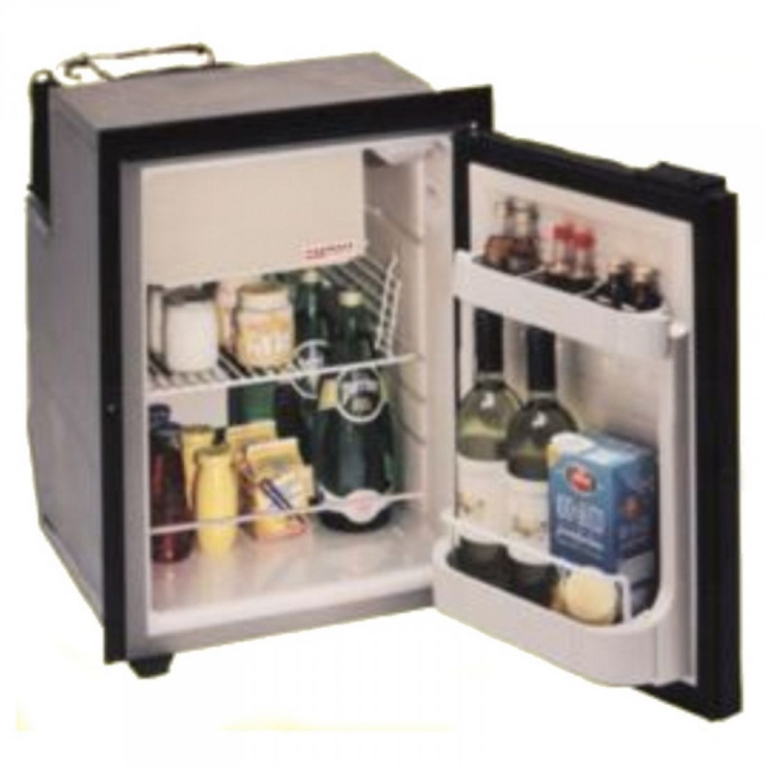 kissmann k hlschrank 12volt und 24volt kb 49 en. Black Bedroom Furniture Sets. Home Design Ideas